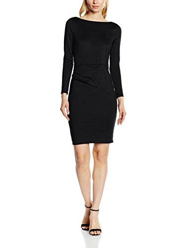 Damen Kleid Black Ponte Schwarz HotSquash Fitzrovia pB5dww