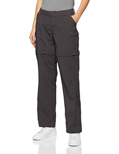 The North Face Women's Paramount 2.0 Convertible Pants Graphite Grey 8 32
