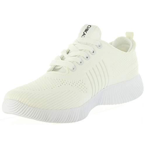 Scarpe Ichia Donna Chika10 02 Sport Blanco Per gqrwCHg