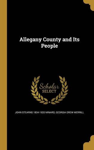 Download Allegany County and Its People ebook