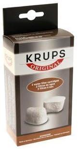 La cafetera Duo cartucho de filtro de agua por KRUPS: Amazon.es: Hogar