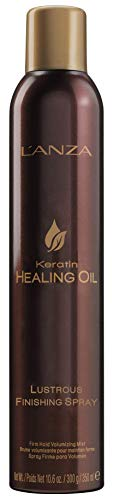 (L'ANZA Keratin Healing Oil Lustrous Finishing Spray, 10.6 oz.)