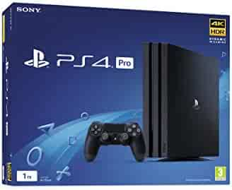 Sony PlayStation 4 Pro 1TB Console - Black (PS4 Pro)