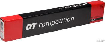 DT Swiss Competition Straight-Pull 256mm Black Spokes 2.0/1.8