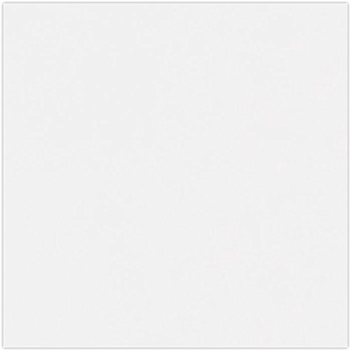 12 x 12 Cardstock - 236lb. Brilliant White - 100% Cotton (250 Qty) | Perfect for Holiday crafting, invitations, scrapbooking and so much more! | 1212-C-236SBW-250 by Envelopes.com