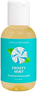product image for Camille Beckman Complete Hand & Body Cleansing Gel, Frosty Mint, 2 Ounce