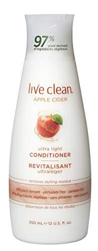 - Live Clean Apple Cider Refresh Conditioner, 12 oz.
