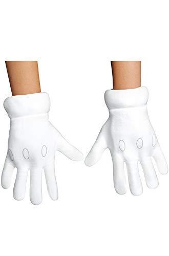 Nintendo Super Mario Brothers Child Gloves, One Size Child]()
