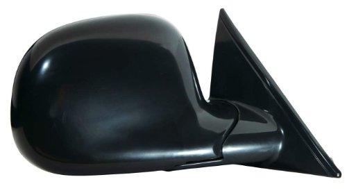 S10 Blazer Passengers Side Bumper - Depo 335-5408R3MB Black Passenger Side Manual Mirror