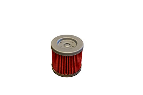 GOLDIGGER After Market HF139 & KN-139 Replacement Oil Filter Powersports/Motorcycle/Dirt Bike/ATV (3 Pack) by GOLDIGGER (Image #3)