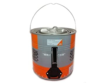 Amazon.com: Briqueta Estufa (Cassette Type Briqueta Carbón ...