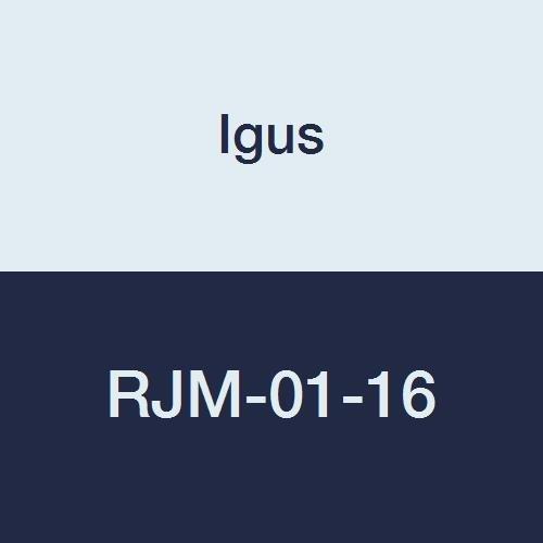 Igus RJM-01-16 DryLin R Solid Plastic Bearing, 16 mm ID