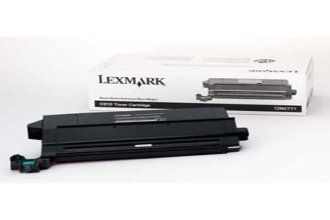 Toner Cartridge, black, Reichweite ca.14.000 Seiten, mit Imaging Roll, für C910, C912-Serie NS