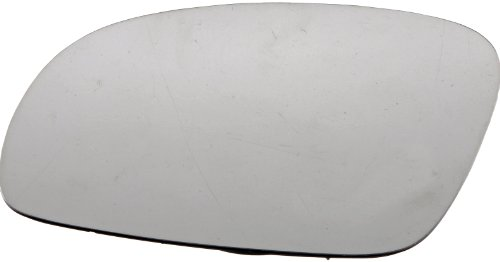 (Dorman 56830 Volkswagen Beetle Driver Side Heated Plastic Backed Door Mirror Glass)