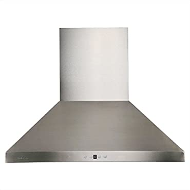 Cavaliere AP238-PSF-30 Wall Mounted Stainless Steel Kitchen Range Hood 860 CFM