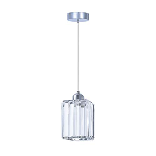 Crystal Clear Pendant Lighting