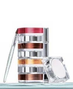 Fashion Fair Color Cubes Ii Four Tier Lip Gloss Kit De 4 New in Box (Fashion Fair Lip Gloss)