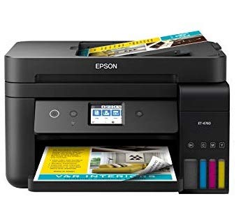 Epson Ecotank Et4760 Wireless