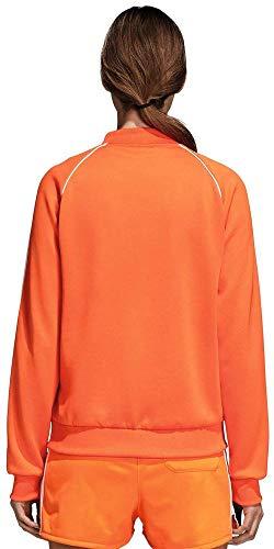 Sst Naranja Tt naranj Sudadera Adidas Mujer 6SwHAqWIdx