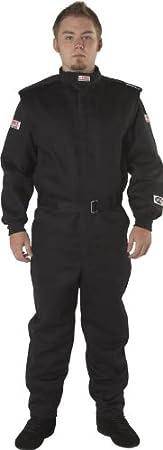 G-FORCE Racing Gear 4525XXLBU Blue XX-Large Multi-Layer Racing Suit