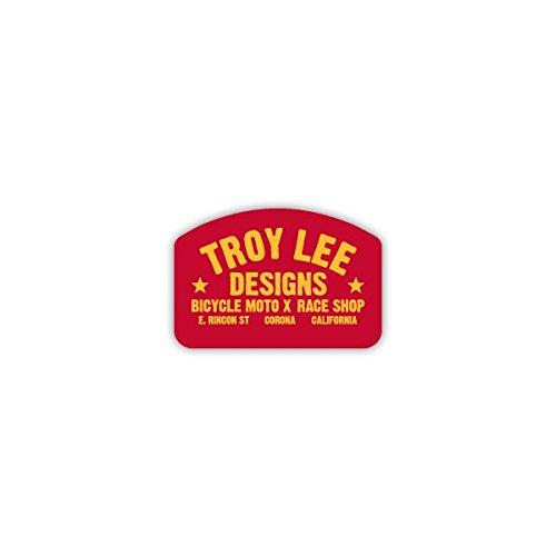 Troy Lee Designs TLD Race Shop Sticker 3.5