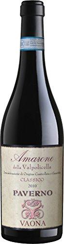 """[2012 Amarone Classico DOC della Valpolicella """"Paverno"""" 750ml] (Valpolicella Red Wine)"""