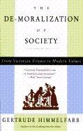 De-Moralization of Society