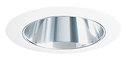 Juno lighting 17c wh 4 inch recessed trim clear alzak with white juno lighting 17c wh 4 inch recessed trim clear alzak with white trim aloadofball Image collections