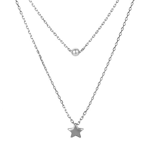 - BIJOUX BOBBI Gift Packaging Grand Twirl 925 Sterling Silver Premium Necklaces - Silver - S1527X