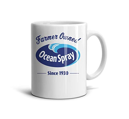 - FGBLK Daily Use Reusable Espresso Tea Cup White Souvenir Picture 11 Oz Large Travel Coffee Mug for Dad Boyfriend Girlfriend Women Girls Mom
