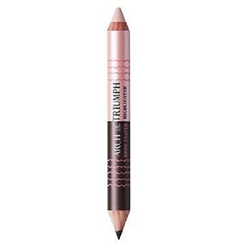 Brow Fantasy Pencil & Gel - Soap & Glory Brow Arch De Triumph Shaping & Highlighting Crayon Eyebrow Pencil