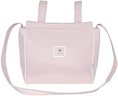 Cambrass Basic - Bolso panadera, 13 x 40 x 33 cm, color rosa