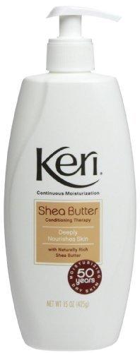 Moisturizing Moisturizer Keri - Keri Whole Body Therapy Nourishing Shea Butter Lotion 15 oz
