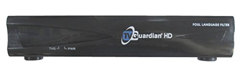 TVGuardian HD Model 501 - Foul Language TV and DVD Profanity Filter Hd Filter