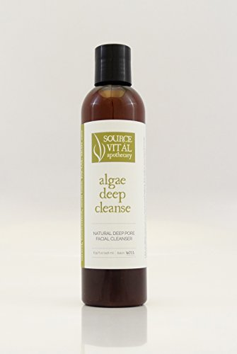 Algae Deep Cleanse From Source Vitál Apothecary - A Natural & Effective Deep Pore Seaweed Facial Cleanser 8.39 (Algae Facial Cleanser)