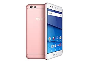"BLU Grand XL LTE G0030ww 5.5"" Smartphone 8GB GSM Unlocked Dual SIM 13MP Android (Rose Gold)"
