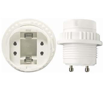 13 Watt - Compact Fluorescent GU24 Self-Ballasted Socket Adapter - 4 Pin G24q-1 - MaxLite 11285