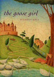 book cover of The Goose Girl