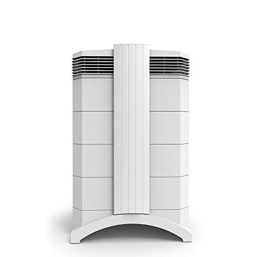Price comparison product image IQAir [HealthPro Compact Air Purifier] Medical-Grade Air [HyperHEPA Filter]- Allergies,  Pets,  Asthma,  Pollen,  Dust; Swiss Made