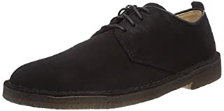 CLARKS Originals Mens Desert London Black Leather Shoes 12 US (B00MY2KTP8) | Amazon price tracker / tracking, Amazon price history charts, Amazon price watches, Amazon price drop alerts