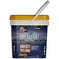 Mountain House Just in Case.Breakfast Bucket