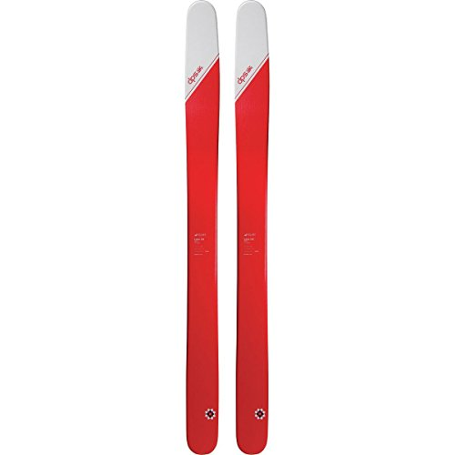 DPS Skis Powderworks Lotus 124 Tour1 Ski - Men's One Color, 178cm - Core Telemark Skis