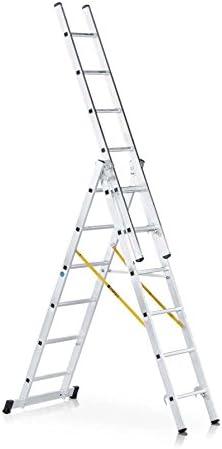 Zarges escalera multiusos 3 x 11 layher Z300: Amazon.es: Bricolaje y herramientas