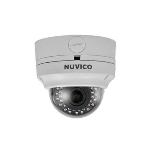 Varifocal Lens Heater - Nuvico 2.8~12mm Varifocal 1080p Outdoor IR Day/Night Vandal Dome HD-TVI/Analog Security Camera 12VDC/24VAC w/ Built-in Heater/Fan