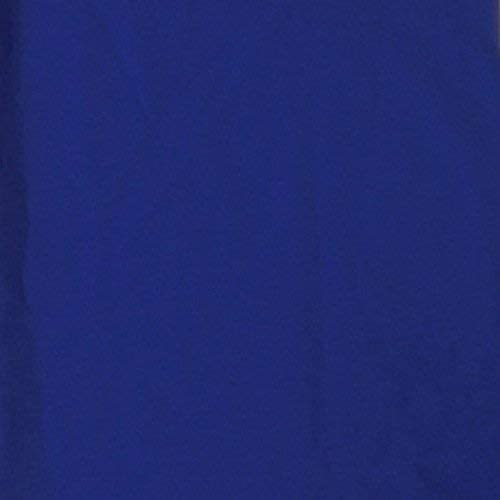 """5 Yard Bolt Cotton Polyester Broadcloth Fabric Apparel 45"""" Wide (Royal Blue)"""