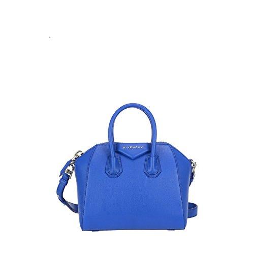 givenchy-womens-bb05114012415-blue-leather-handbag