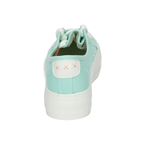 XTI ,  Damen Sneakers Aquamarin