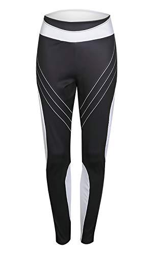 Jogging Femmes Blanc Élégant Tube Élastiqué Sweat Printemps Sport Automne Leggins Pantalon Impression Mode De Patchwork Taille La Mince Jeune rrUqgdwx