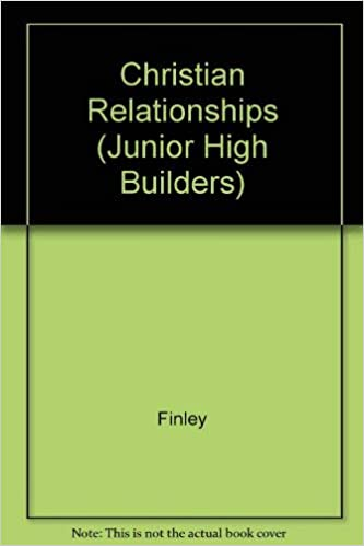 Christian Relationships My Relationship With God Myself And With Others Regal Books Tom Finley 9780830717019 Amazon Com Books