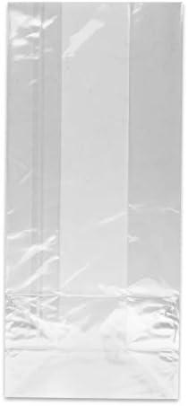 10 cm x 16 cm Blockbodenbeutel 50 St/ück 35,5 cm hoch